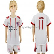 Bayern Munich Enfant 2017-18 James Rodriguez 11 Maillot Third Pas Cher..
